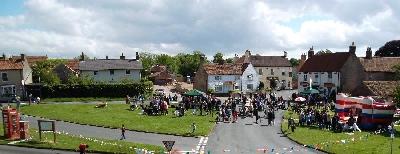 Jubilee Crowd Scene