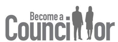 Become Councillor Logo