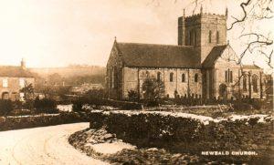 St Nicholas' Church Newbald