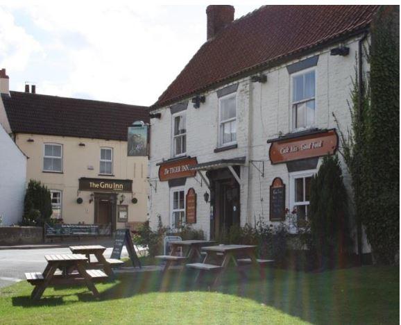 Newbald pubs