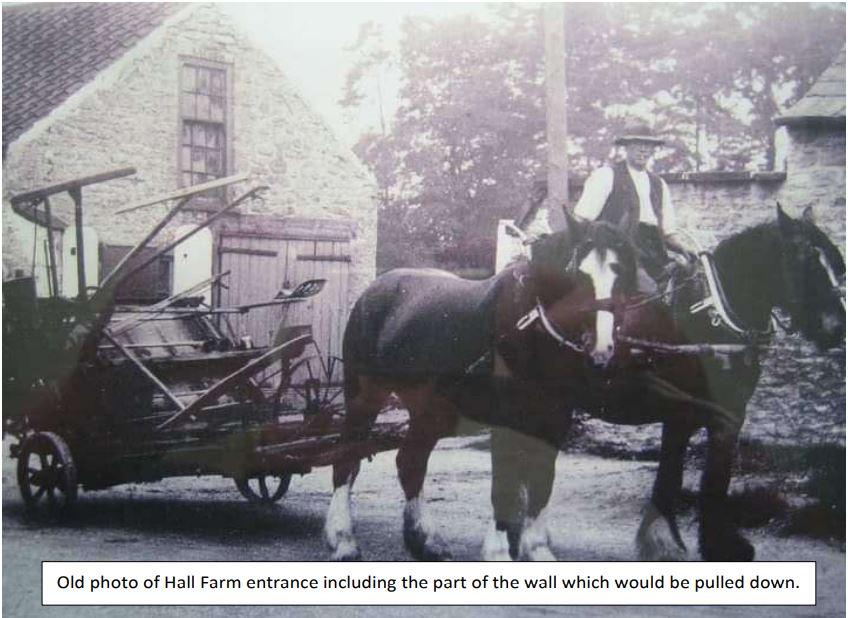 Old Photo Of Gates