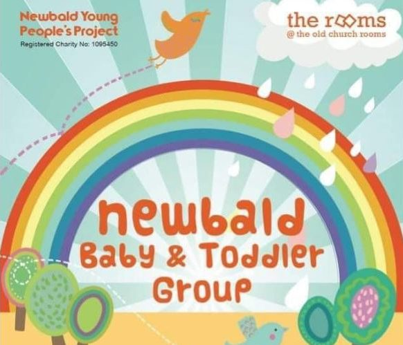 Baby And Toddler Group Graphic